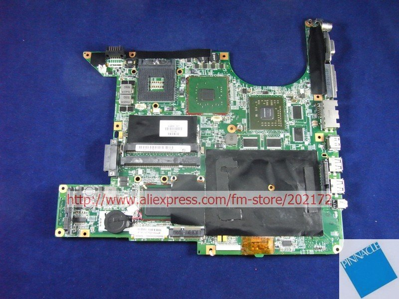 434660-001 Motherboard for HP Pavilion dv9000 SeriesW/nvidia upgrade R Version geforce 7600T chipset 574680 001 1gb system board fit hp pavilion dv7 3089nr dv7 3000 series notebook pc motherboard 100% working