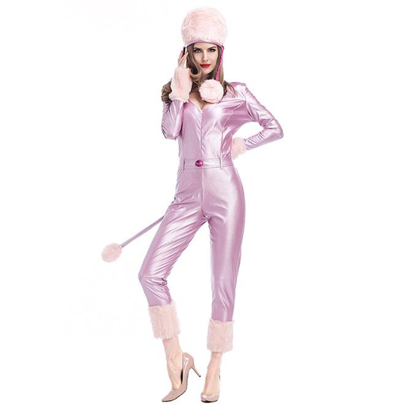 Sexy Women Cat Costume Fantasy Christmas Carnival Purim Festival Adult Party Cosplay Clothing