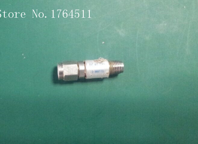 [BELLA] WILTRON 43KC-3 DC-40GHZ 3dB 2.92mm High Frequency Coaxial Fixed Attenuator