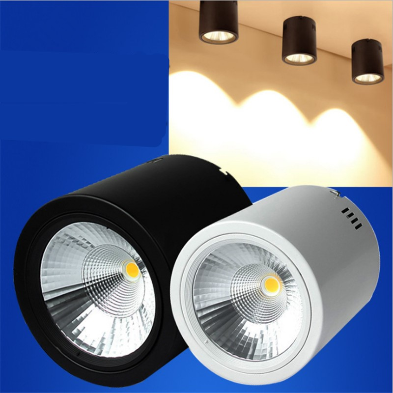 20w Led Dimmable: Aliexpress.com : Buy 20W Round Surface Mount LED COB
