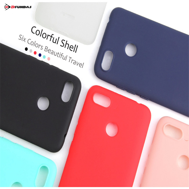 For Coque Case On Xiaomi <font><b>Mi</b></font> Max 2 Cases Xiomi Max 2 Cover Ksiomi <font><b>Xaomi</b></font> <font><b>Max2</b></font> Silicone Soft Original Black Shockproof Thin Matte image