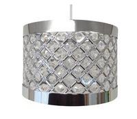 Modern crystal chandelier living room lights LED restaurant chandeliers round creative bedroom lights simple fashion lights