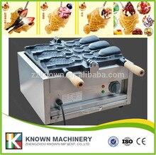 Электрический 110 В 220 В рыбы вафельница