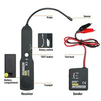 Automotive Cable Wire Tracker / Short Open Circuit Finder and Tracer / Tester / Detector /generation vehicles Car Repair Tool p
