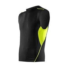 Men Trainning Exercise Suspender Vest Sport wear Dry Quick Running Sport Wide Shoulder Vest Wear Male Fitness Basketball Vest