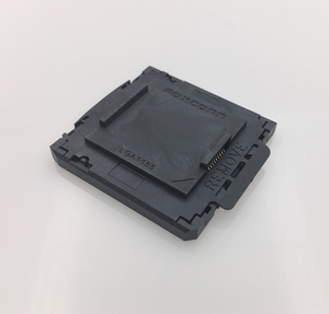 Image 3 - 10PCS Original New LGA1155 LGA 1155 CPU Motherboard Mainboard Soldering BGA Socket with Tin Balls PC DIY Replacement Accessories