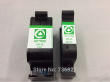 1 компл. черный и Цвет для HP 45 78 картридж с чернилами для HP Deskjet 920C 930C 932C 935C 940C 1180C 1220C принтера