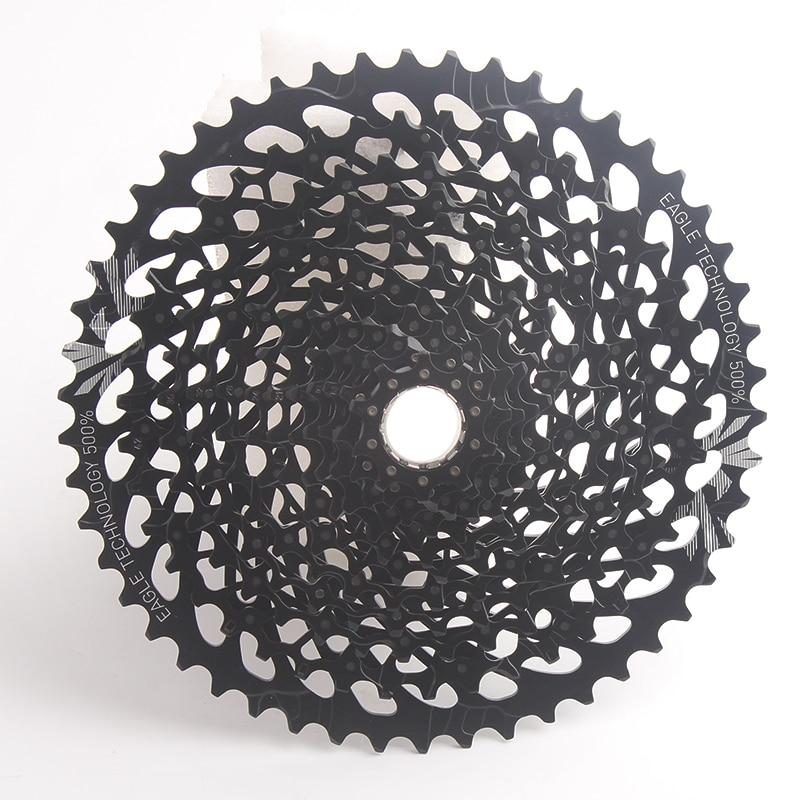 SRAM GX EAGLE XG 1275 10-50 T 12 S vitesse vtt vélo Cassette vélo roue libre convient aux moyeux XD seulement