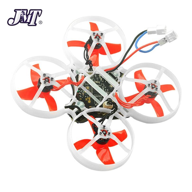 JMT Happymodel Mobula7 75mm Whoop Crazybee F3 Pro OSD 2 s FPV Racing Drone Quadcopter w/Upgrade BB2 ESC 700TVL BNF
