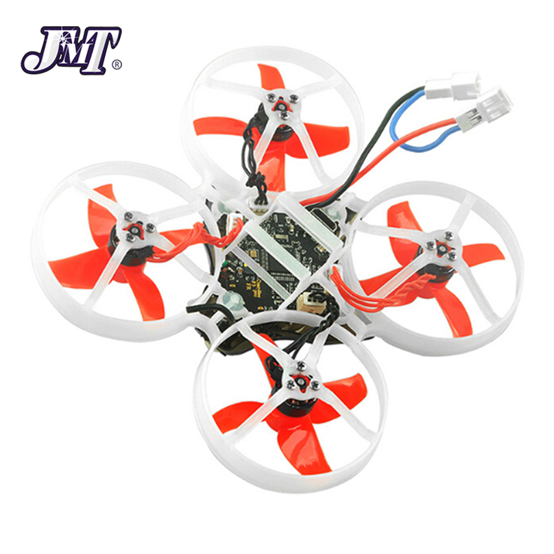 JMT Happymodel Mobula7 75mm Whoop Crazybee F3 Pro OSD 2S FPV Racing Drone Quadcopter w/ Upgrade BB2 ESC 700TVL BNF rcmoy uav115 brushless micro fpv racing quadcopter drone f3 flight controll 800tvl vtx 10a esc tiny whoop blade inductrix