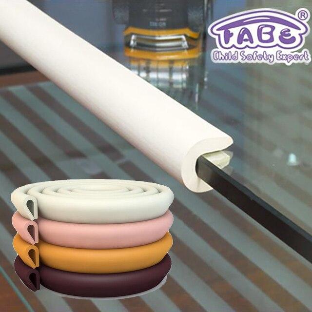2 m enfants protection b b produits de s curit meubles garde bande table en verre bord. Black Bedroom Furniture Sets. Home Design Ideas