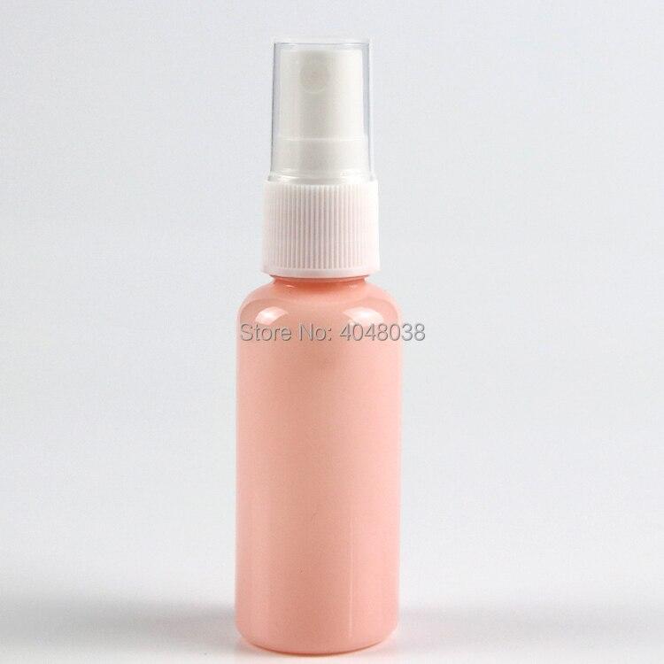 De Plástico Garrafa Bomba Névoa Frasco Rosa