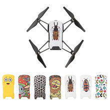 Colorful Replacement DJI TELLO Upper Shell Drone Frame Top Body Cover for DJI TELLO Drone Spare Parts