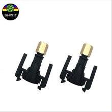 dx5 printhead uv damper connector for mimaki jv33 digital printer machine