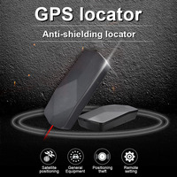 GPS Tracking Device Locator Waterproof Magnet 180mAh Battery Real Time Tracking for Cars Pets Kids LCC77