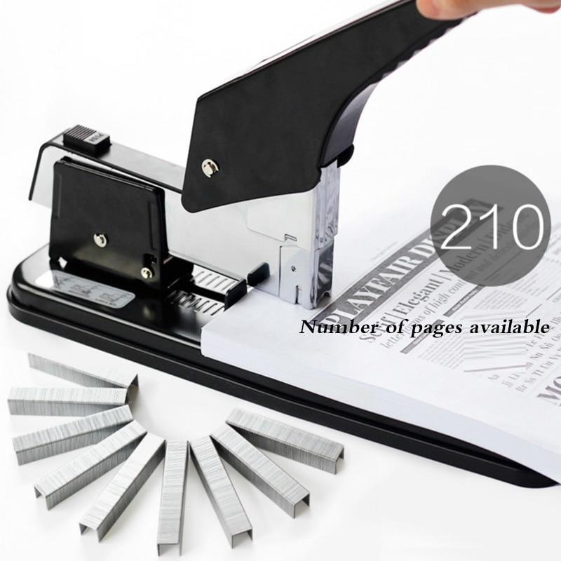 Effective Large Heavy Duty Thickening 0399 Stapler Multifunction Stapler Bookbinding Machine Office Thick Book Bookbinding Machi