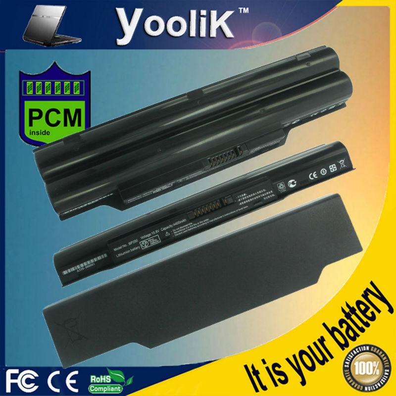 laptop Battery FPCBP331 FMVNBP213 FPCBP347AP FOR Fujitsu Lifebook A532 AH532 AH512 AH532/GFX CP567717-01 AH532-G52 new us keyboard for fujitsu lifebook ah532 a532 n532 nh532 black with frame laptop keyboard