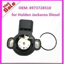 Датчик положения дроссельной заслонки tps датчик 8973728510 8-97372851-0 97372851 для Holden Jackaroo дизель 3.0L 4JX1 K-M