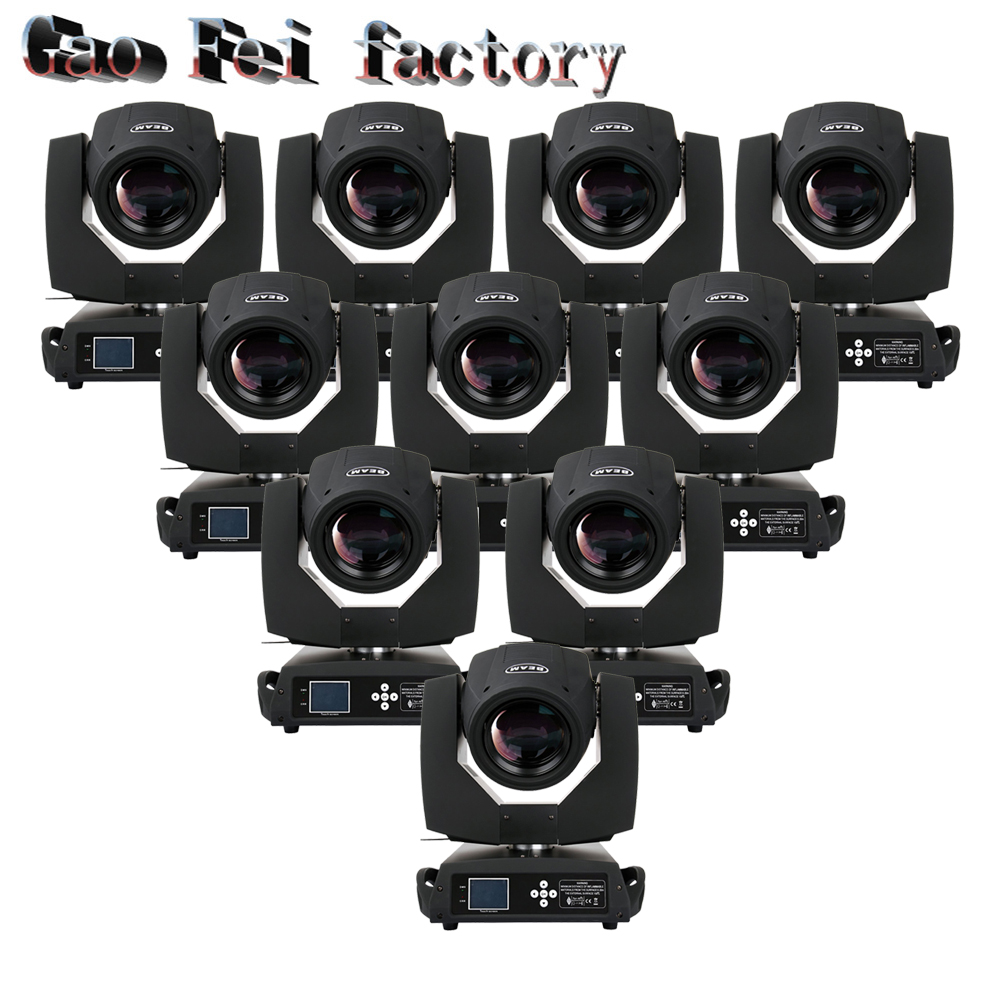 10pcs/lot Beam 230 7r sharpy moving head China light stage light beam 7r moving head beam 230w beam 230w clay paky sharpy moving head lyre beam 7r moving head 230 moving head flycase dmx stage dj disco party stage lighting