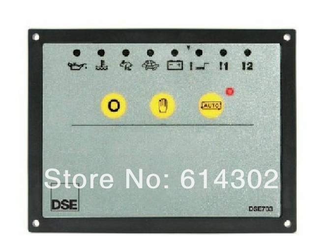 Deep sea controller DSE703 diesel generator controller and gas generator controller dse5110 deep sea controller generator controller ats moduel