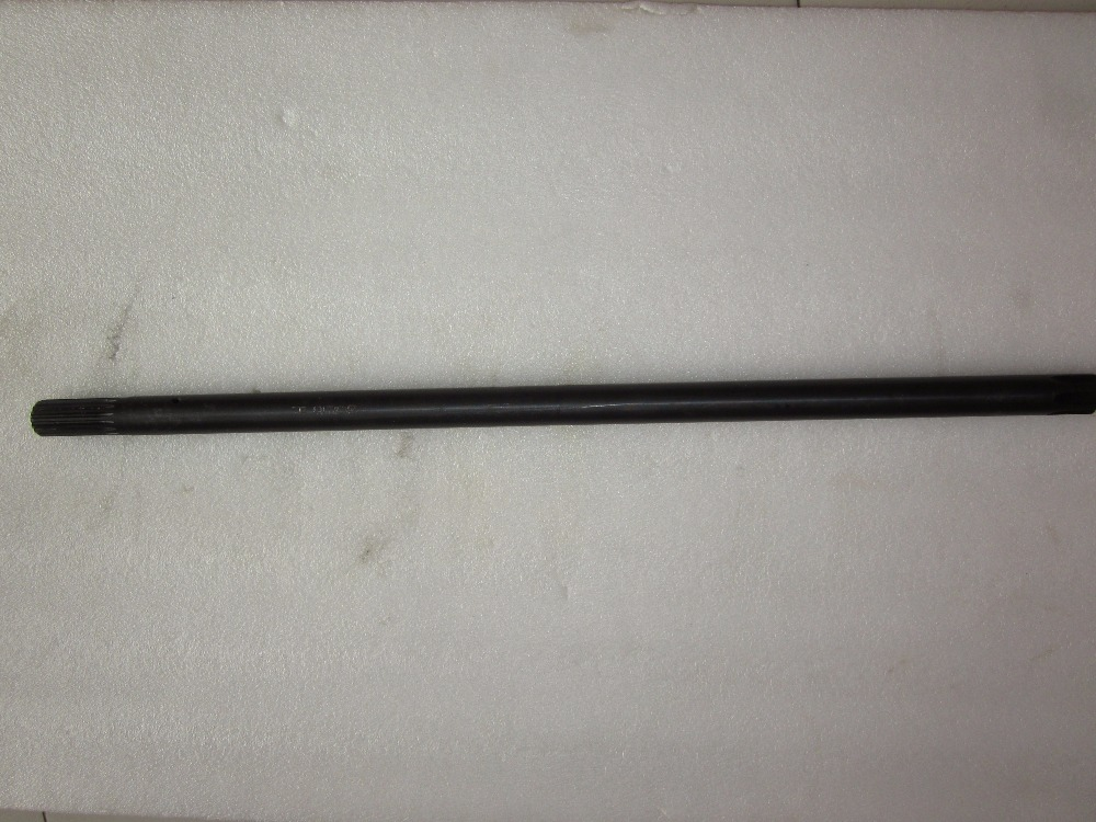 Jinma ractor parts JINMA 284 the shaft total length 657mm part number 254 42 101