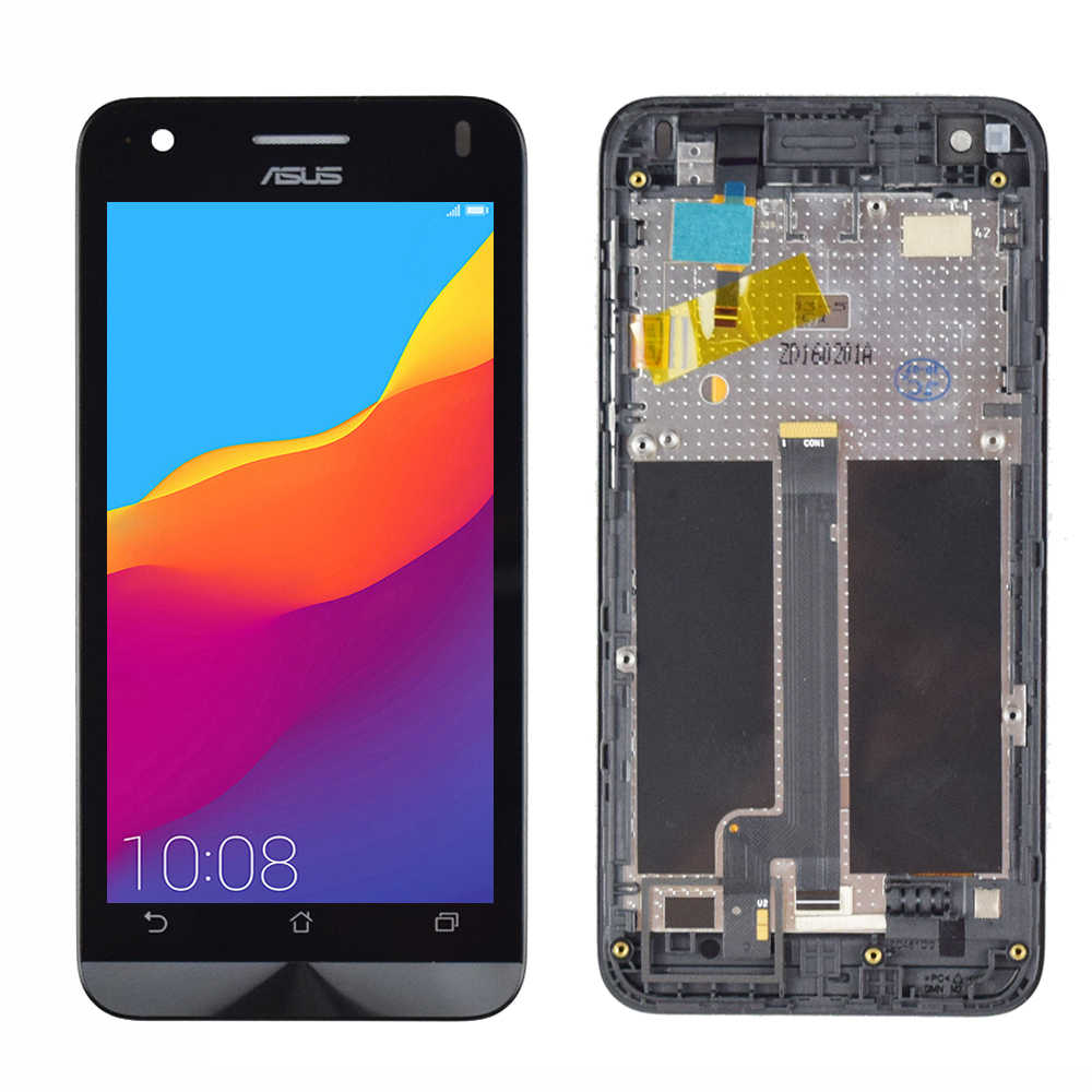 New 45 LCD For Asus Zenfone C ZC451CG Z007 Display Digitizer Touch Screen Glass Sensor