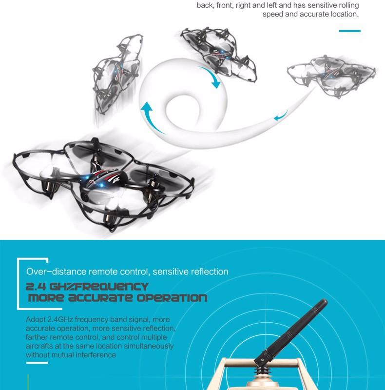 FPV Mini Drones With Camera Hd Jjrc H6d Quadcopters With Camera 4CH Flying Helicopter Camera Professional Drones Rc Dron Copter (10)