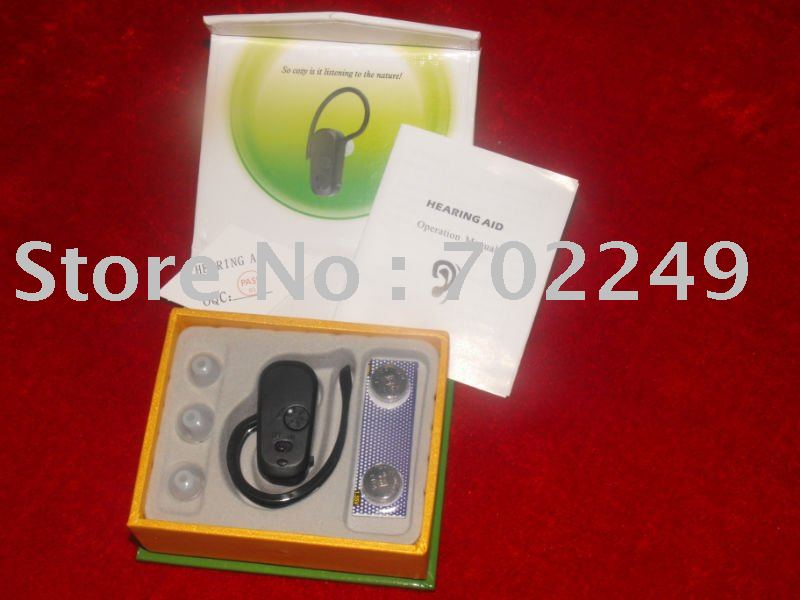 New Fashion Hearing Aid Mini hearing aid hearing aids ear amplifier ...