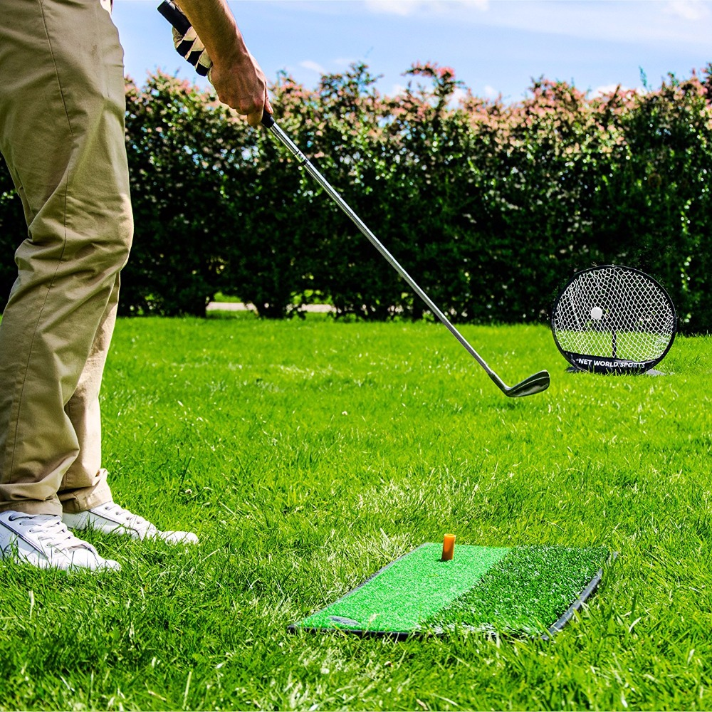 Image 5 - Caiton Golf Training Chipping Net golf ball practice net-in Golf Training Aids from Sports & Entertainment