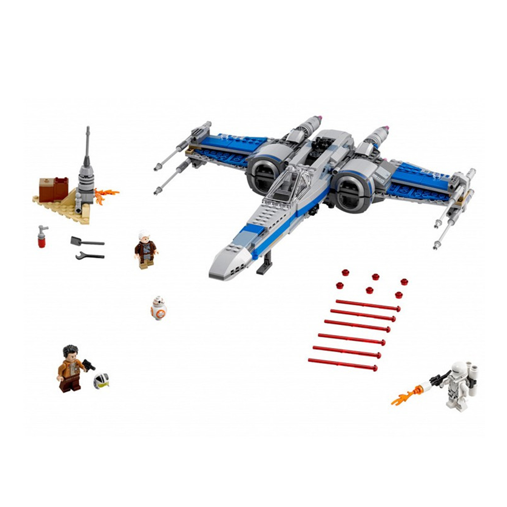 Lepin 05029 740pcs Building Blocks Model toys Star Series War Bricks Kids toy Educational Children gifts CompatibleLegoe75149