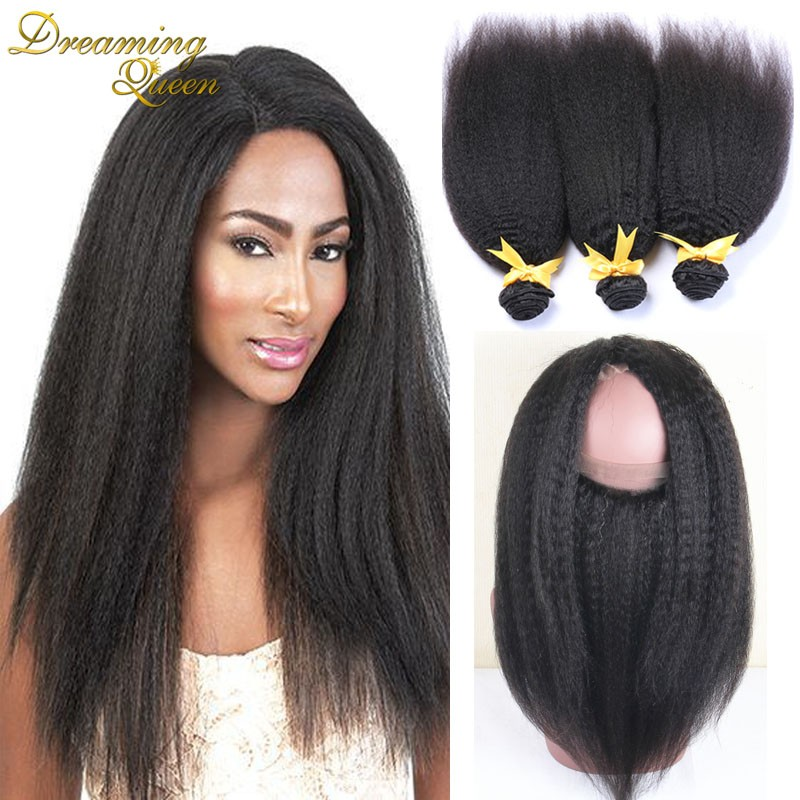 kinky straight 360 Lace Frontal Closure 1 (1)