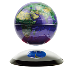 6 inch Antigravity Magnetic Levitation Floating Globe the best Desktop Decor Company anniversary gift Building opening gifts ...