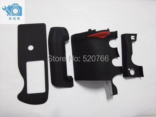 NEW Original For Niko D3/D3X/D3S rubber Camera (4pcs A Set) D3 D3X D3S Rubber Unit kyocera dk 591c