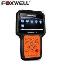 FOXWELL NT624 PRO Completo Sistema de Auto OBD2 Herramienta de Diagnóstico Del Coche ABS Datos del Desplome Airbag SRS Restablecer Escáner OBD 2 Herramientas de Escaneo Automotriz
