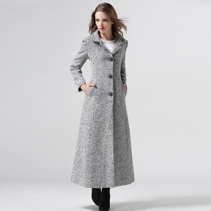 ộ_ộ ༽Mujeres abrigo de invierno 2018 nuevo tamaño grande abrigo ...