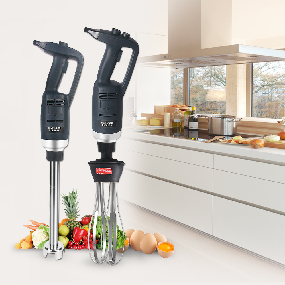 ITOP Commercial 350W Heavy Duty Blender Food Mixers Variable Speed Hand held Immersion Smoothies Blender 110V 220V
