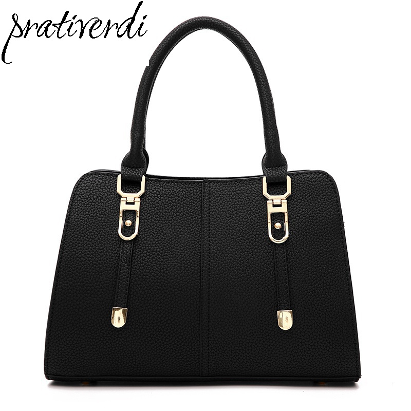 High Quality Famous Brand Tote Shoulder Ladies Hand Bags Luxury Women Leather Handbag 7 Color Fashion Bag Designer Handbags cooskin luxury retro vintage bag designer handbags high quality cute women leather famous brand tote shoulder office hand bag