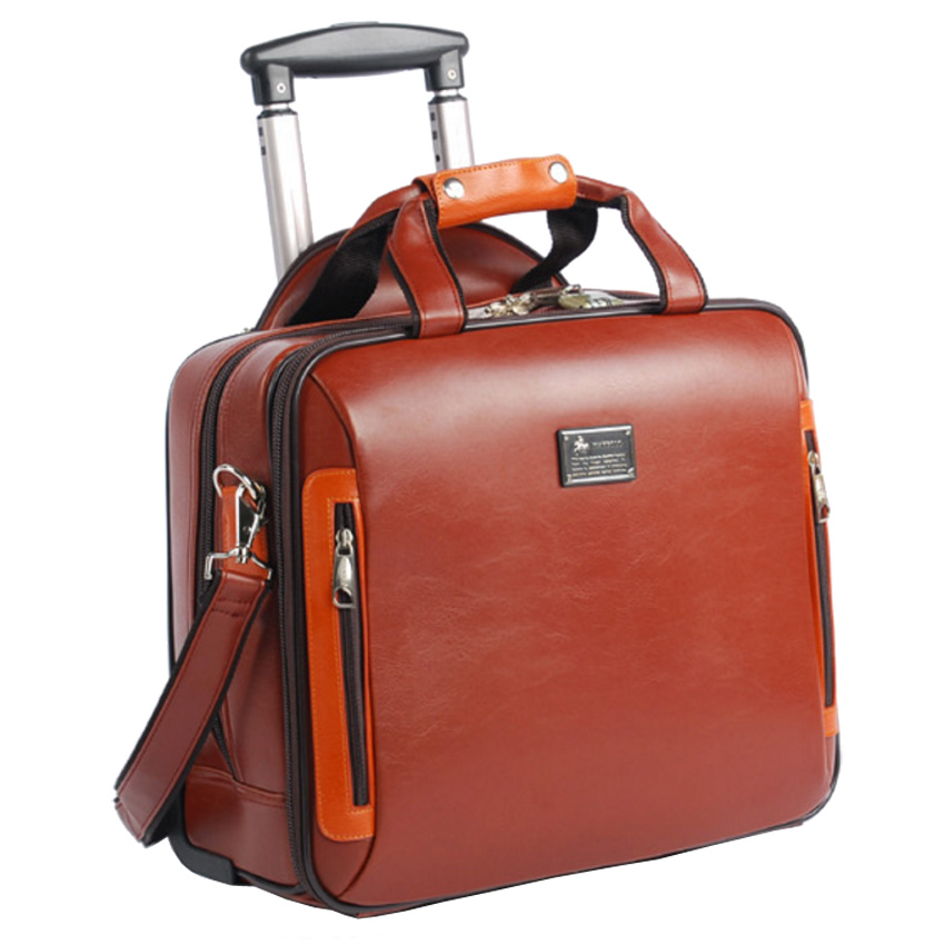 Small Leather Suitcases Promotion-Shop for Promotional Small ...