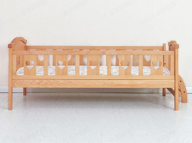 Tienda Online Camas muebles de los niños de madera maciza cama con ...