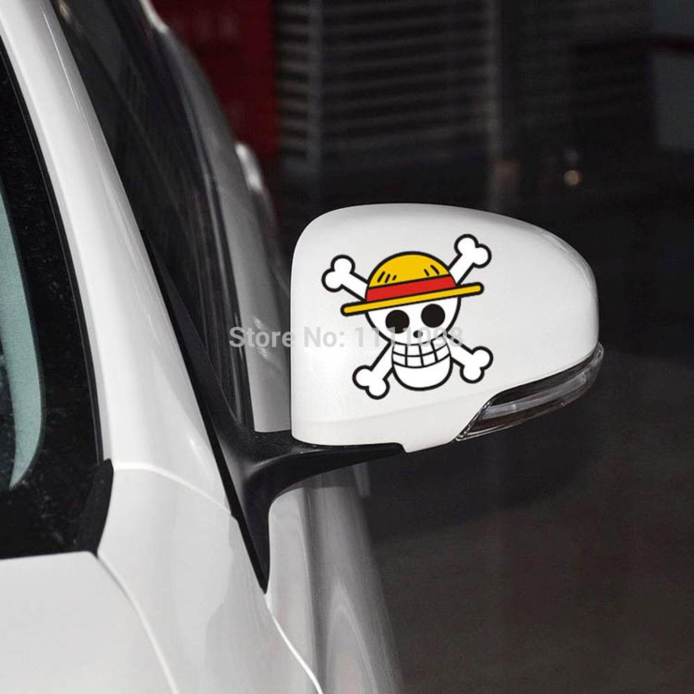 10 X Funny Car Sticker Car Body One Piece Skull Decal For Tesla Ford Chevrolet Volkswagen Honda Hyundai Kia Lada We Take Customers As Our Gods