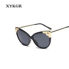 ec6dcf3aff6 XYKGR New ladies sunglasses brand designer gradient sunglasses best selling  retro cat eye sunglasses uv400 glasses