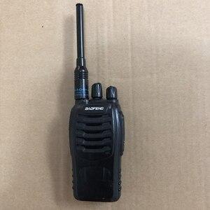 Image 2 - 2019 walkie talkie antenna NA 773 Telescopic antenna SMA F /Male two way radio accessories For Baofeng  UV 3R VX 3R UV 5R uv 82