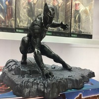 2018 Hot Fashion Marvel The Avengers 3 Infinity War Dolls Black Panther Collectible Superhero Action Figures Toys