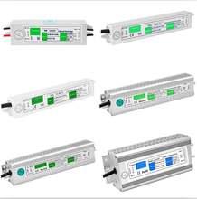 Светодиодный драйвер трансформатор питания адаптер для постоянного