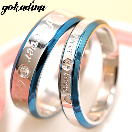 Gokadima 1 Piece Price His And Hers Promise Ring Sets