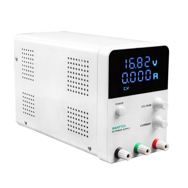 GPS605D nouvelle conception 60 V 5A DC alimentation numérique réglable batterie au Lithium charge DC alimentation à découpage alimentation