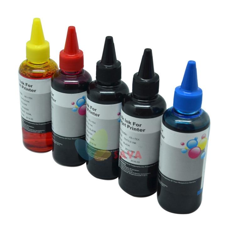 500ml PGI450 CLI451 CISS utántöltő patron Festék tinta Canon - Irodai elektronika - Fénykép 3