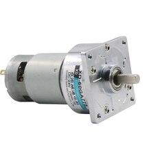 1 шт. 12V24V DC Шестерня микро мотор положительный и отрицательный электродвигатель Высокая Частота вращения двигателя