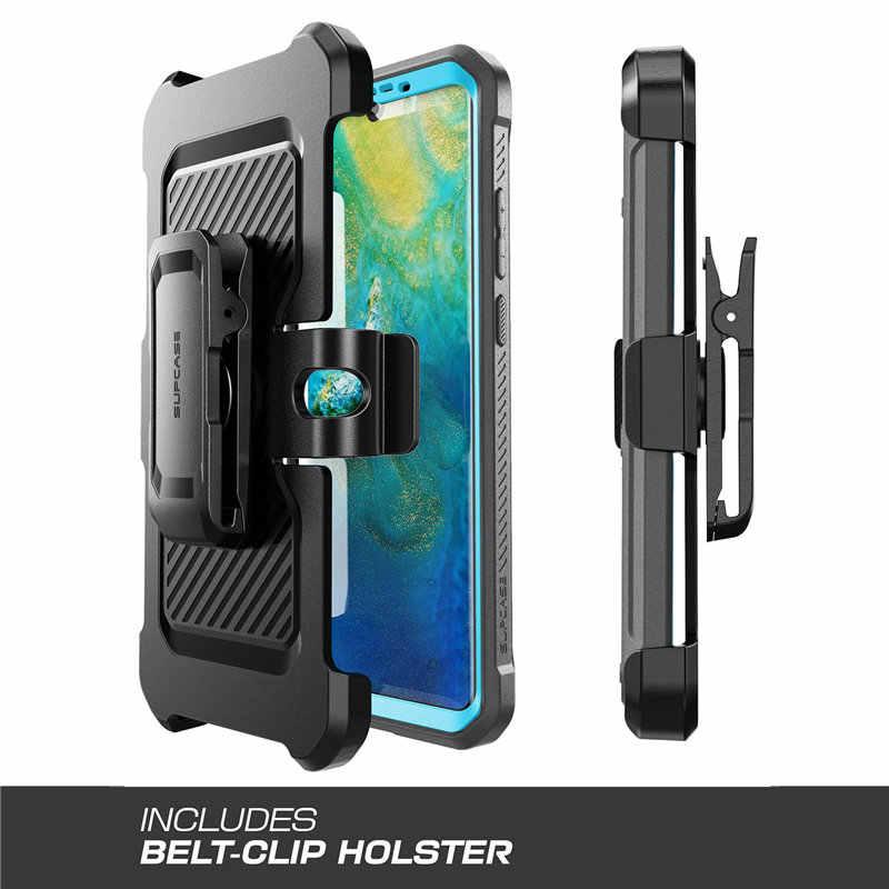 لهواوي P30 Pro برو حالة (2019 الإصدار) SUPCASE UB برو الثقيلة كامل الجسم وعرة حالة مع المدمج في واقي للشاشة + Kickstand