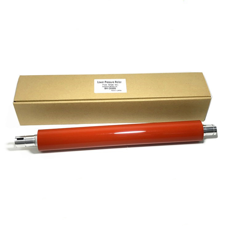 Free Shiping Lower (Pressure) Roller for Konica C5500 5501 C6500 C6501 C6000 C7000